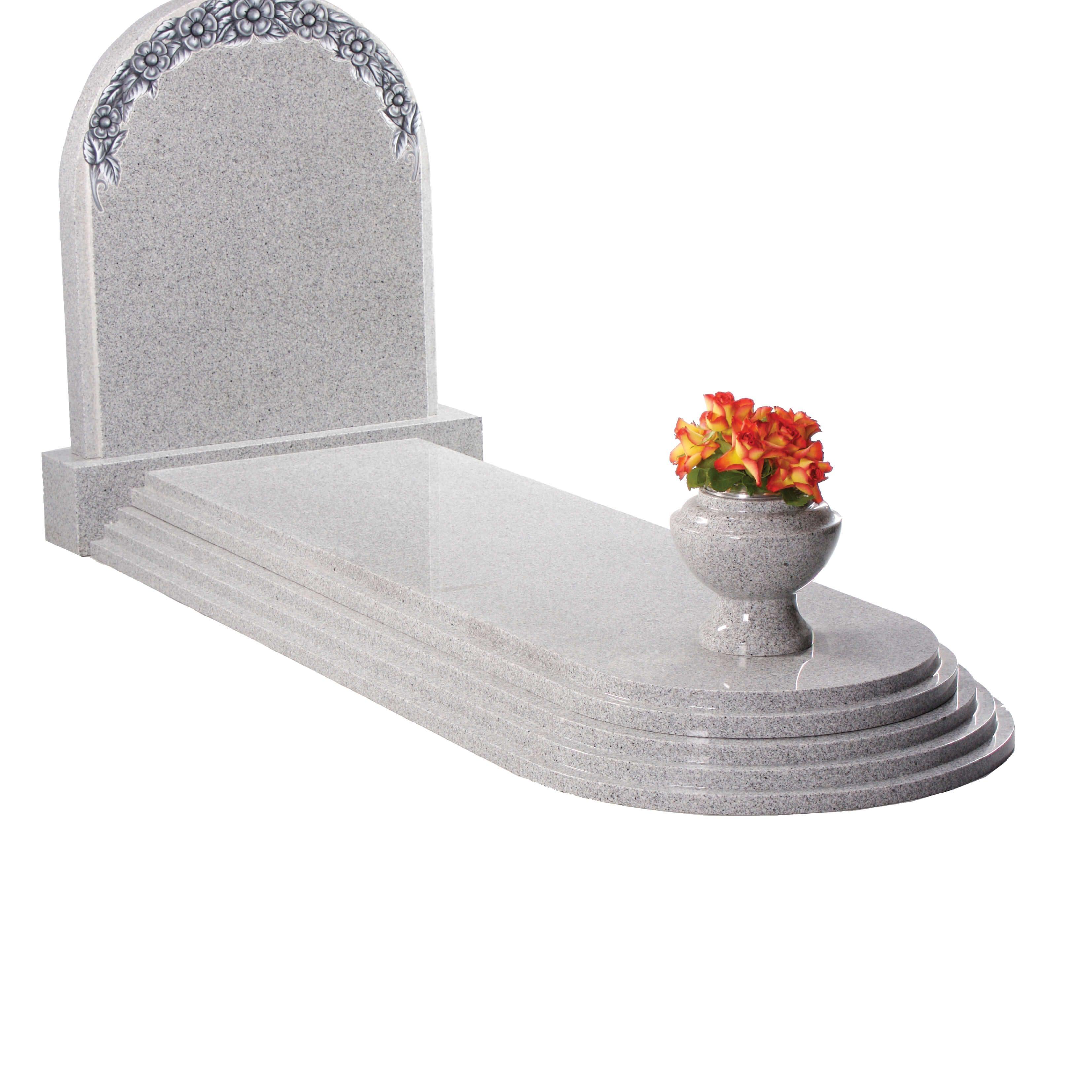 Cemetery Kerb Set Memorial - Cat No: EC109