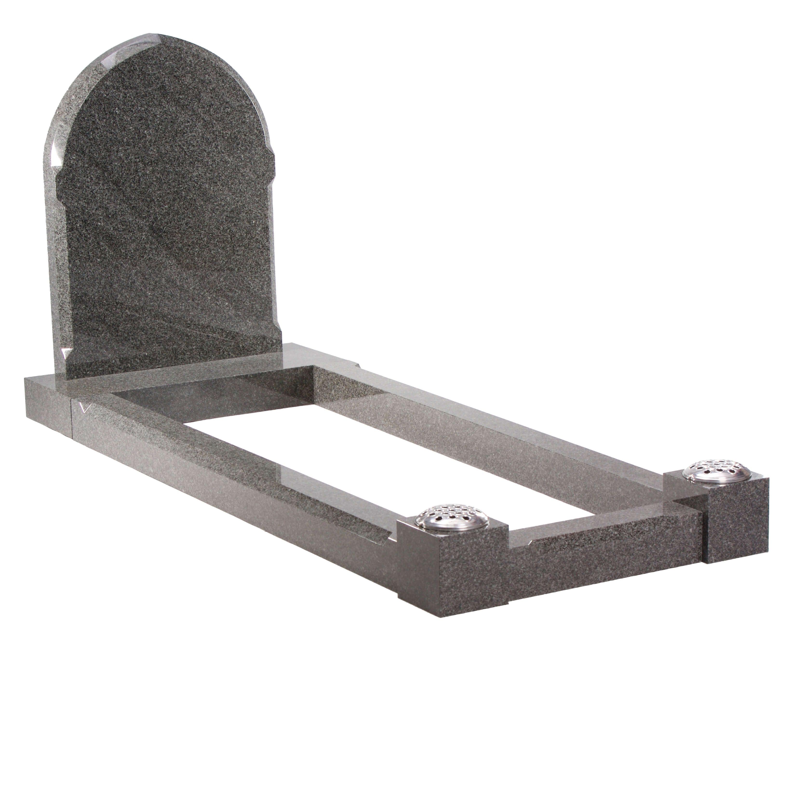 Cemetery Kerb Set Memorial - Cat No: EC110