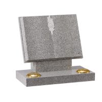 Book Shaped Memorial - Cat No: EC133