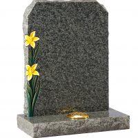 Rustic & Hand Carved Memorials - Cat No: EC67