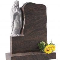 Rustic & Hand Carved Memorials - Cat No: EC82