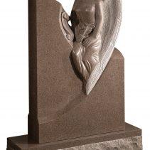Rustic & Hand Carved Memorials - Cat No: EC83