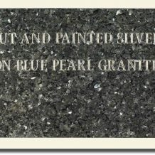 Memorial Inscriptions & Verses- Large lettering 04